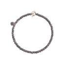 Mini Granelli Bracelet - Titanium, 9k Rose Gold, Steel