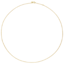 Essentials Necklace - 18k Yellow Gold