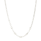 Collier Maillons Ouvrants Essentials - Argent